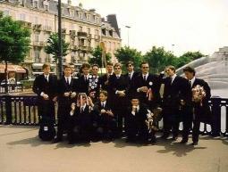A TAFEP em 1993